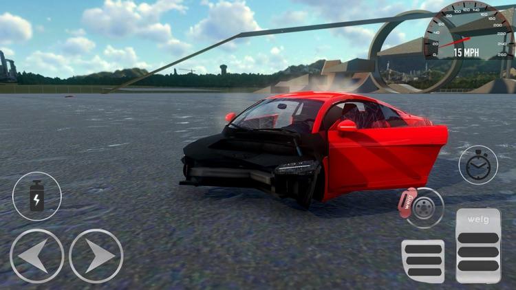 WDAMAGE: Car crash Engine screenshot-4