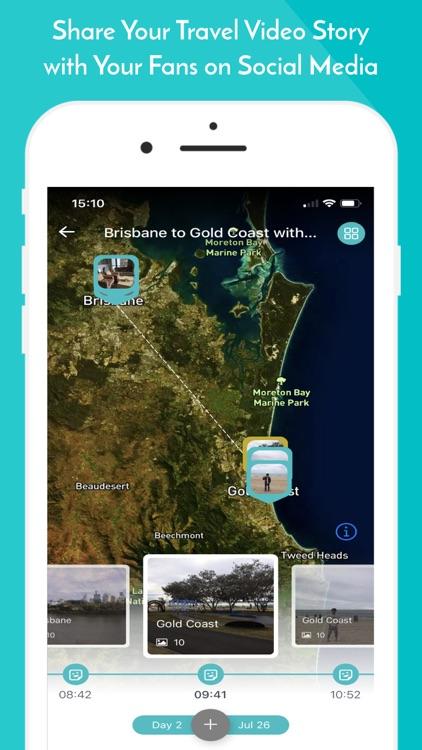Trippi: Tell Your Travel Story screenshot-4