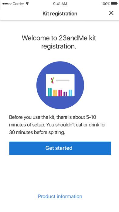 Screenshot #2 pour 23andMe - DNA Testing