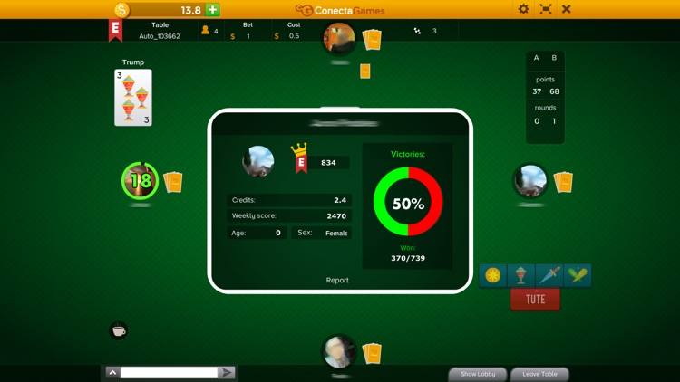 Tute by ConectaGames screenshot-3