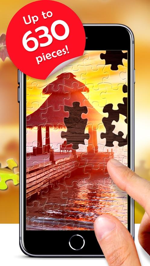 Magic Jigsaw Puzzles】版本记录- iOS App版本更新记录|版本号