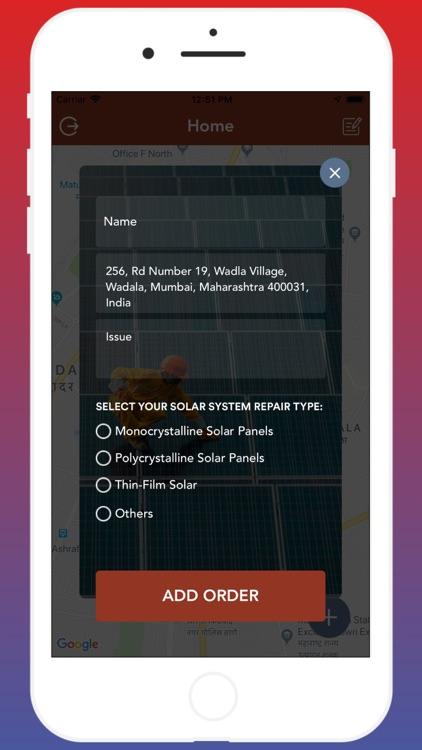 Solar System Repair Customer screenshot-4