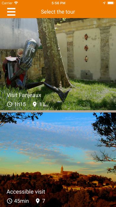 Au Cœur des Collines Cathares screenshot 2