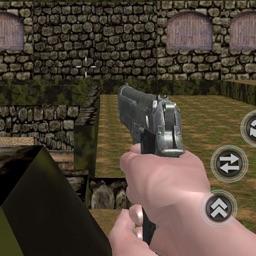 SWAT Shooting Enermy