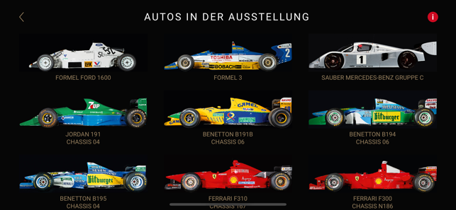 ‎Schumacher. The Official App Screenshot