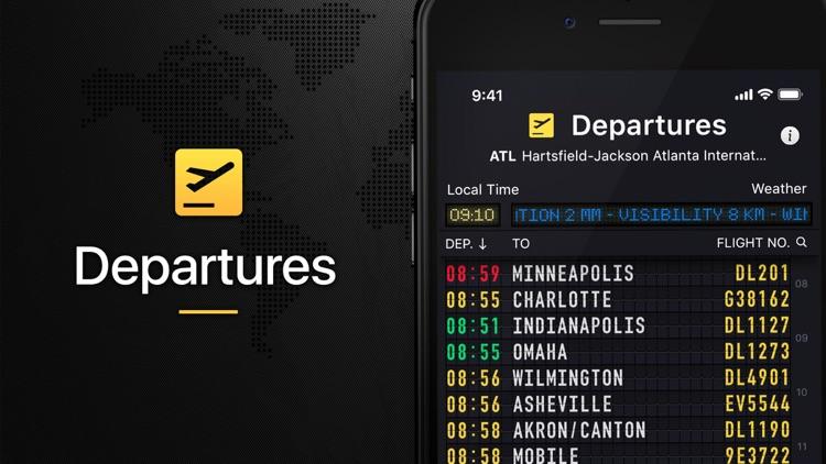 Flight Board Pro screenshot-0