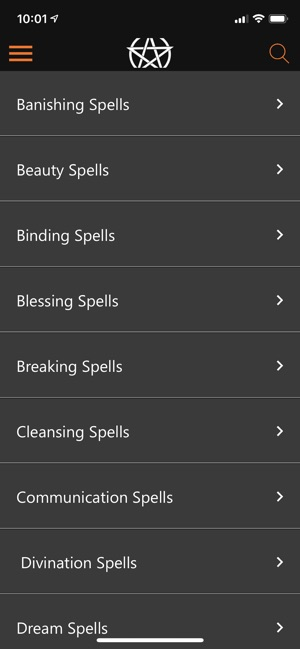Wicca Spells and Tools on the App Store