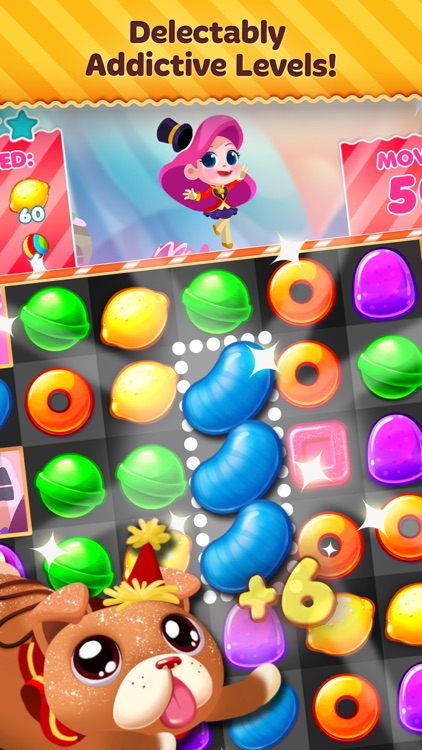 Candy Blast Mania screenshot-0