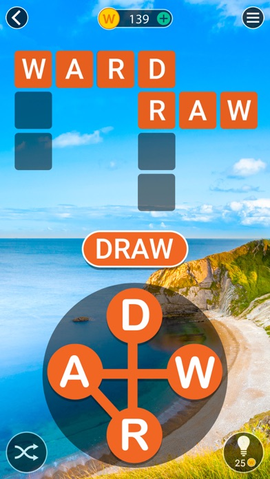Crossword Jam: Fun Brain Gameのおすすめ画像1
