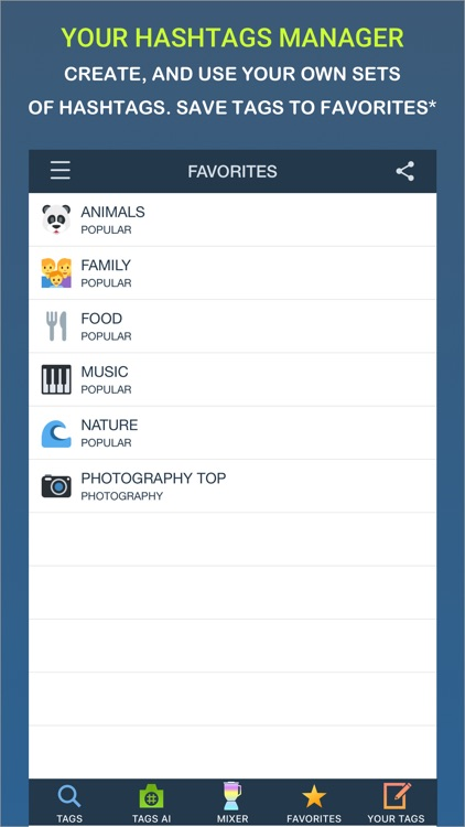 Tags - Hashtags for Instagram screenshot-3