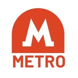 Metro Navigation: Trip Planner
