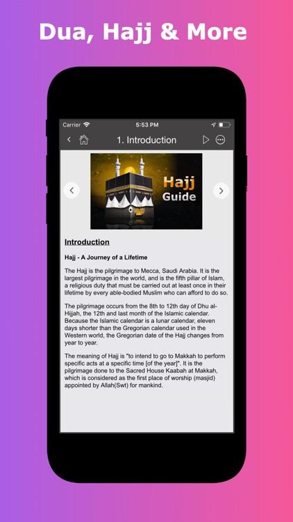 Islamic Calendar - Ramadan screenshot-9