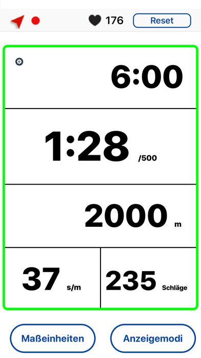 Rowing Coach 4.0Screenshot von 2