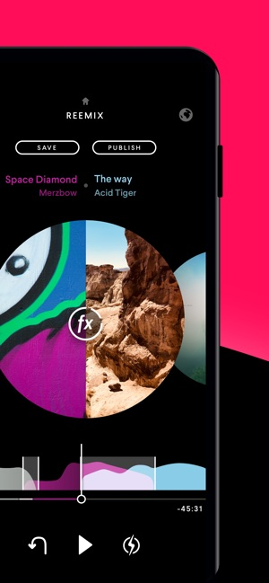 Pacemaker - AI DJ app on the App Store