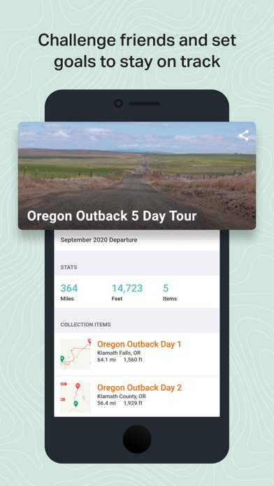 Ride with GPS: Bike Navigation Screenshot