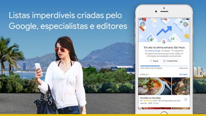 Baixar Google Maps -trânsito & comida para Pc