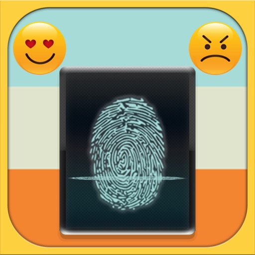 Mood Detector Scanner Prank Icon