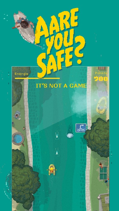 Aare You Safe? screenshot one
