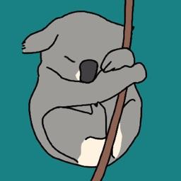 Koala : Stickers