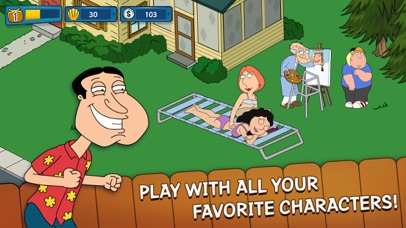 Family Guy The Quest for Stuff - Revenue & Download estimates
