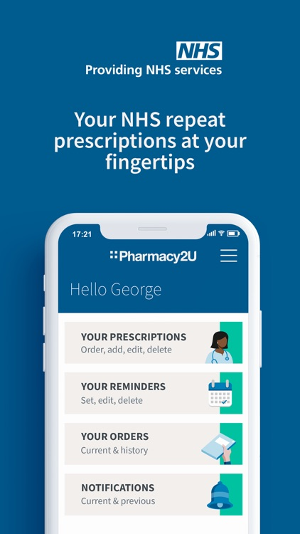 Pharmacy2U NHS Prescriptions