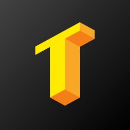 Ícone do app TextHere – AR posts everywhere