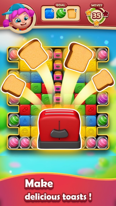 Joy Blast: Cube Puzzles Brain Screenshot on iOS