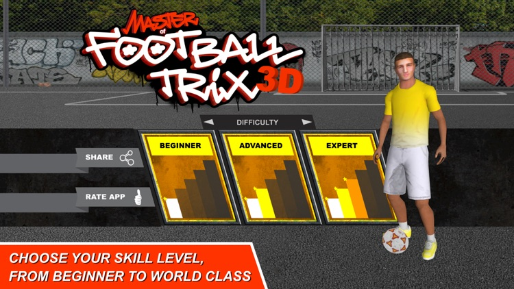 3D Soccer Tricks Tutorials screenshot-0