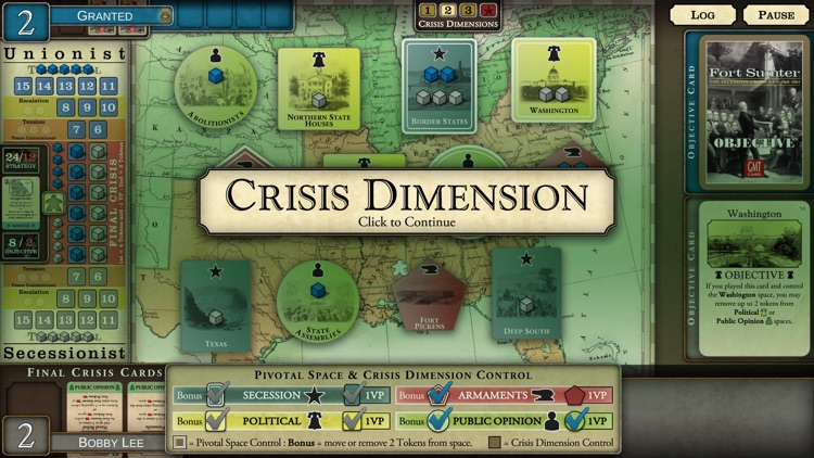 Fort Sumter: Secession Crisis screenshot-7