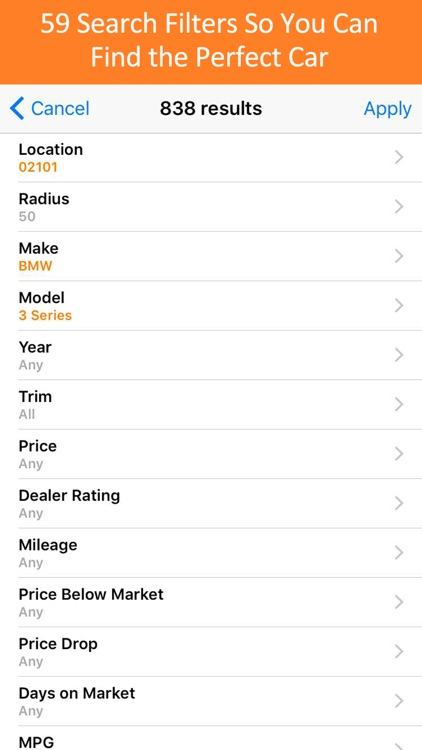 Used Car Search Pro - iSeeCars screenshot-3