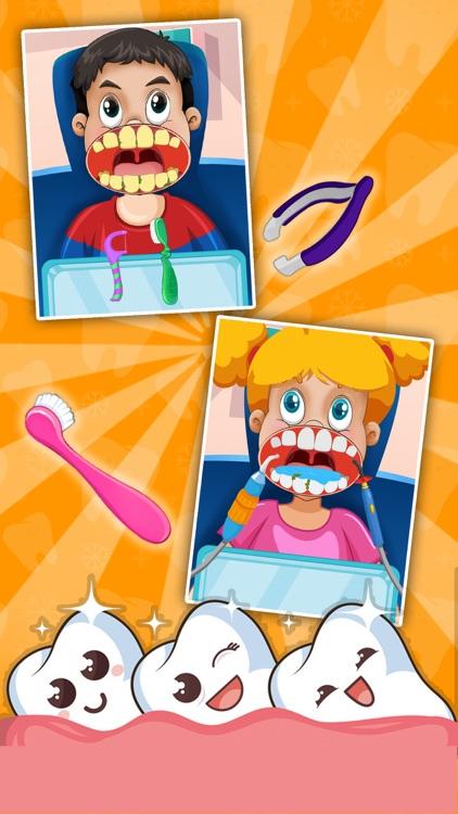 Cute Little Dentist screenshot-3