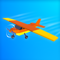 App Icon for Crash Landing 3D App in Mexico IOS App Store