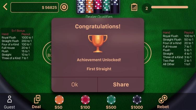 Caribbean Stud Poker Casino screenshot-4