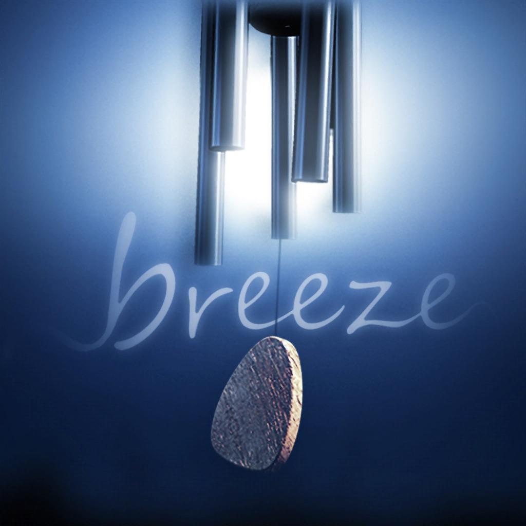 breeze: realistische Windglockenspiele