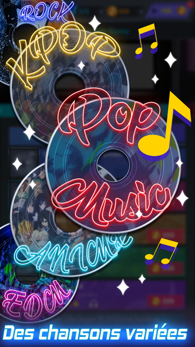 Screenshot for Tap Tap Music-Pop Songs in France App Store