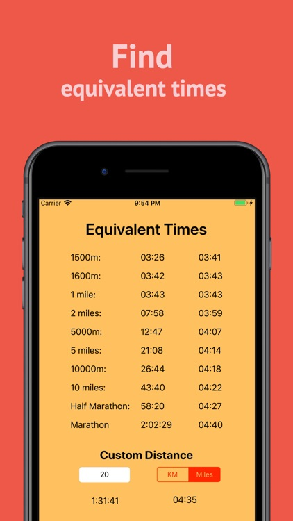 Running Calculator Pro by Stacey Horowitz