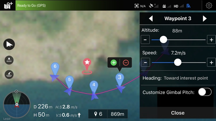 Drone Assistant for DJI screenshot-3