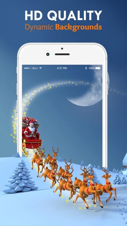 Christmas Live Wallpaper 2019 screenshot-3