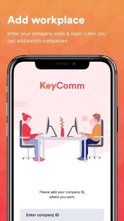 KeyComm