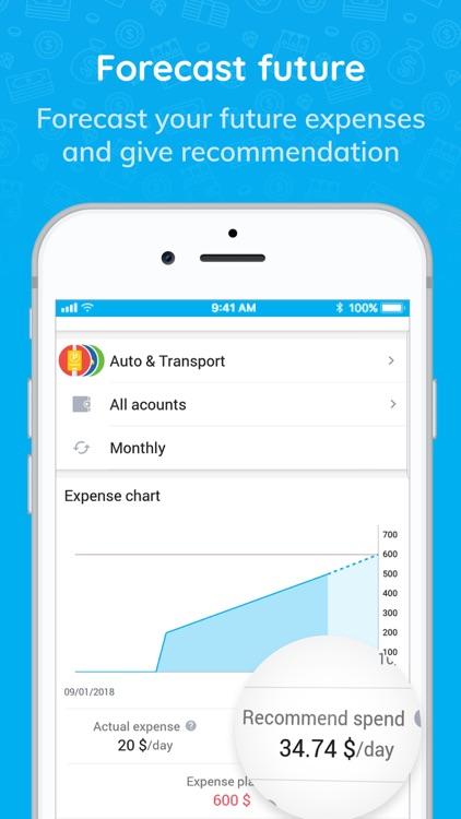 Money Keeper: Finance, Note screenshot-5