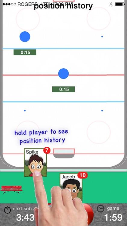 Who's On - Hockey screenshot-3