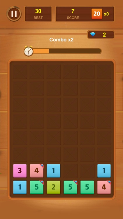 Drag Merge - Block Puzzle screenshot-3