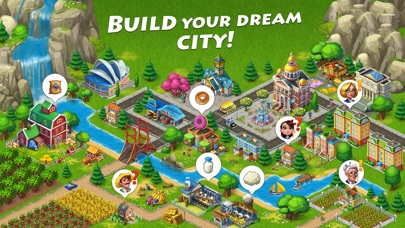 Township: Farm & City Building Screenshot