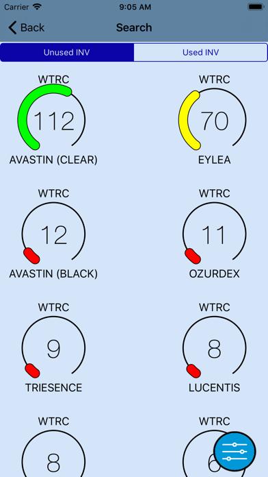 Brane Inventory screenshot 2
