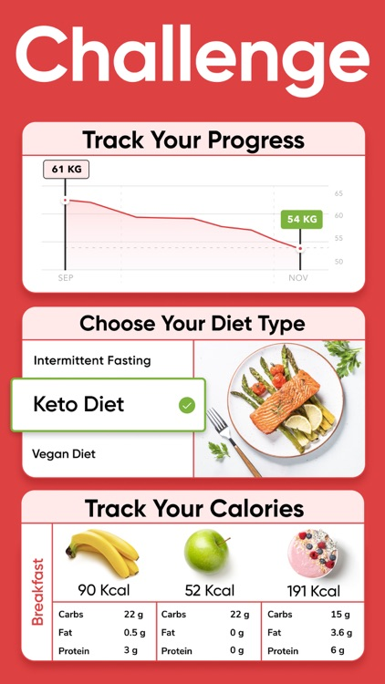 BetterMe: Track Diet & Workout