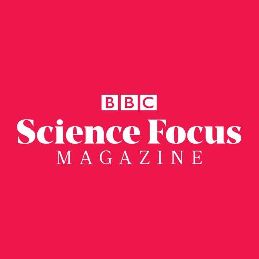 BBC Science Focus Magazine icon