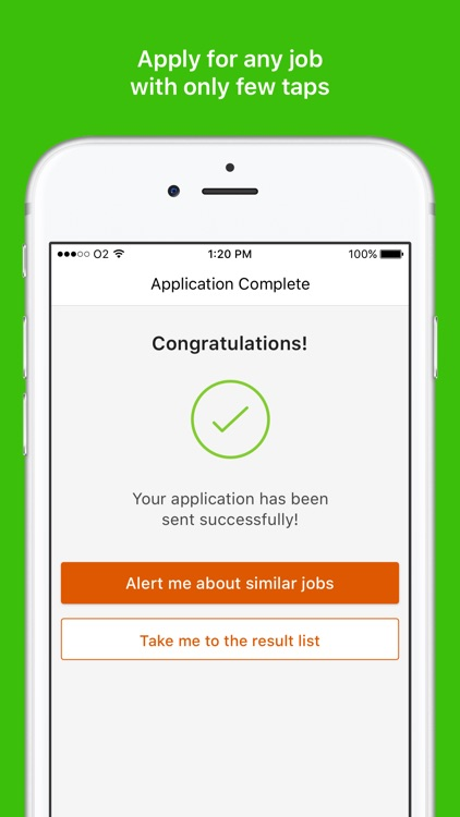 Totaljobs - UK Job Search App screenshot-4