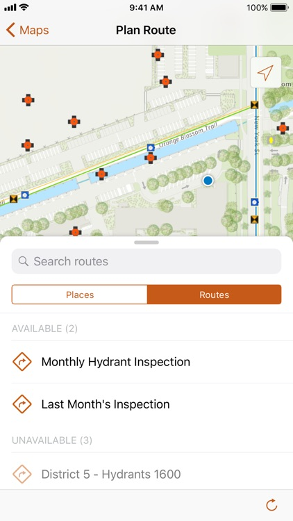 ArcGIS Navigator screenshot-4