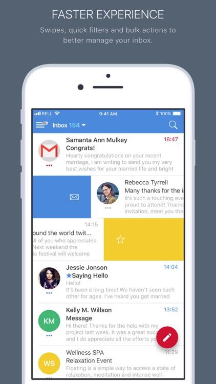 Claro Mail screenshot-3