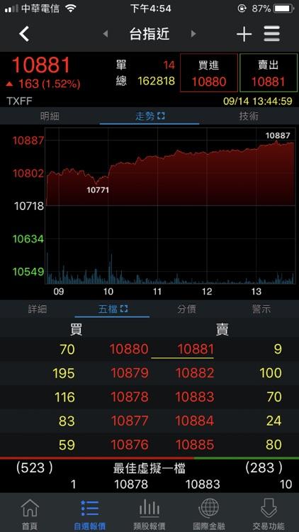 中農證券 screenshot-1